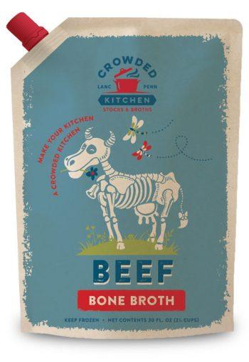 Beef Bone Broth Pouch
