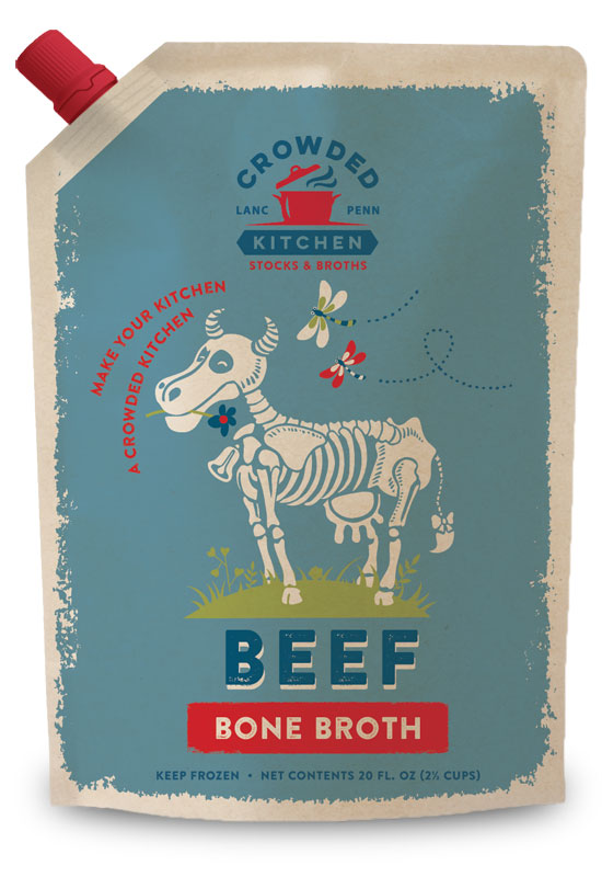 Beef Bone Broth Pouch