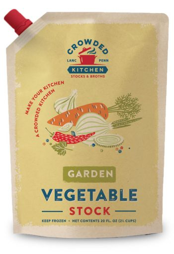 Garden Vegetable Stock Pouch