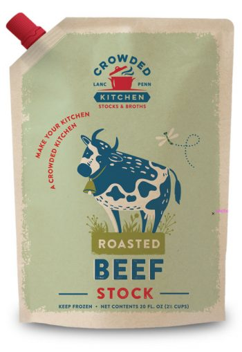 Roasted Beef Stock Pouch